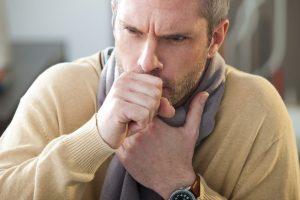 A száraz, improduktív köhögés …nem mindig betegség az ok…..