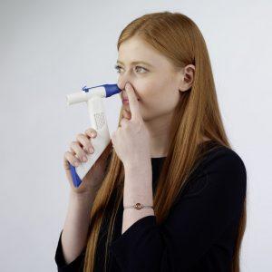 RC-Cornet® PLUS Orrkürt megoldást jelenthet: átjárható, tiszta orr és melléküregek, gyógyszerek nélkül!